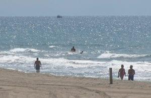El Club Català de Naturisme convoca la segona trobada nudista a la platja de les Madrigueres