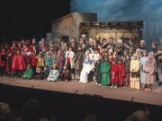 Els Pastorets infantils omplen d'espectadors el TAG